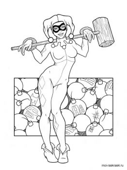 Harley-Quinn-coloring-pages-18