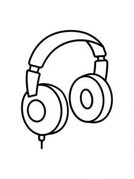 Headphones-coloring-pages-18