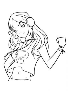 Headphones-coloring-pages-24