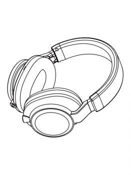 Headphones-coloring-pages-33