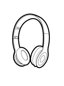 Headphones-coloring-pages-38