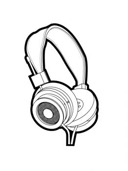 Headphones-coloring-pages-39
