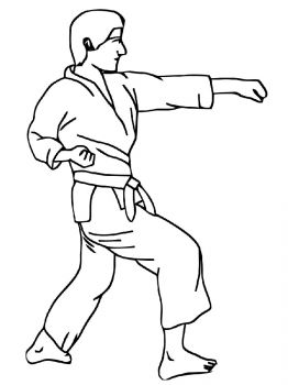 Karate-coloring-pages-12