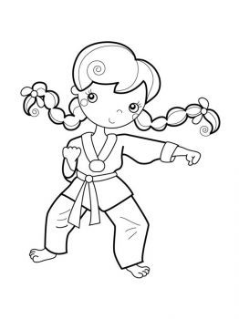 Karate-coloring-pages-17