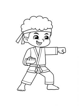Karate-coloring-pages-4