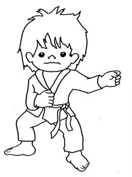 Karate-coloring-pages-5