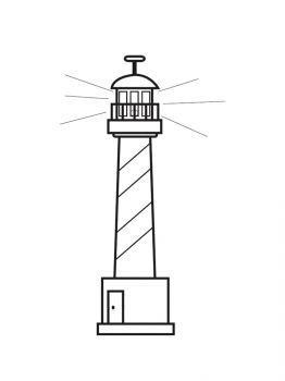 Lighthouse-coloring-pages-13