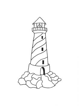 Lighthouse-coloring-pages-15