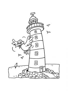 Lighthouse-coloring-pages-2