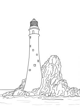 Lighthouse-coloring-pages-3