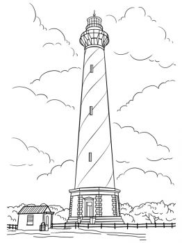 Lighthouse-coloring-pages-5