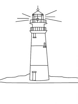 Lighthouse-coloring-pages-9