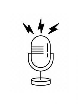 Microphone-coloring-pages-18