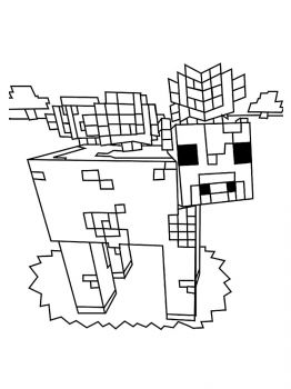 Minecraft-Animal-coloring-pages-23