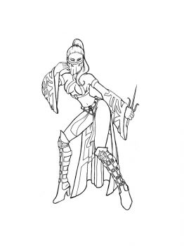 Mortal-Kombat-coloring-pages-11