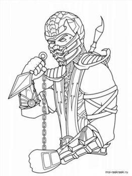 Mortal-Kombat-coloring-pages-21