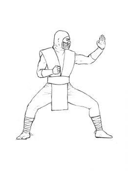 Mortal-Kombat-coloring-pages-3