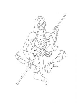 Mortal-Kombat-coloring-pages-4