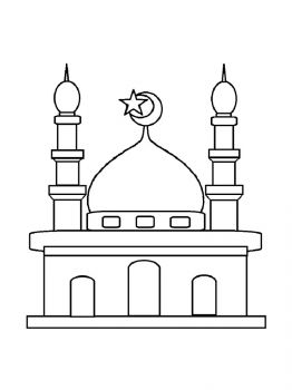 Mosque-coloring-pages-19
