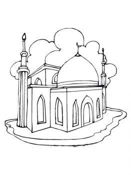 Mosque-coloring-pages-20