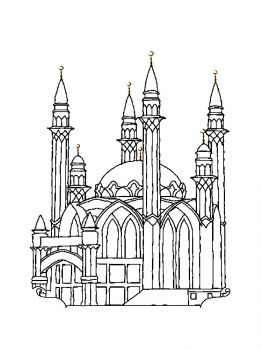 Mosque-coloring-pages-22