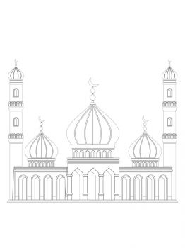 Mosque-coloring-pages-26