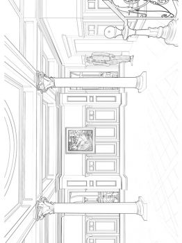 Museum-coloring-pages-17