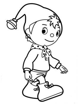 Noddy-coloring-pages-2