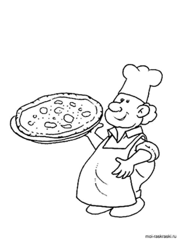malvorlagen pizza  ausmalbilder kostenlos zum ausdrucken