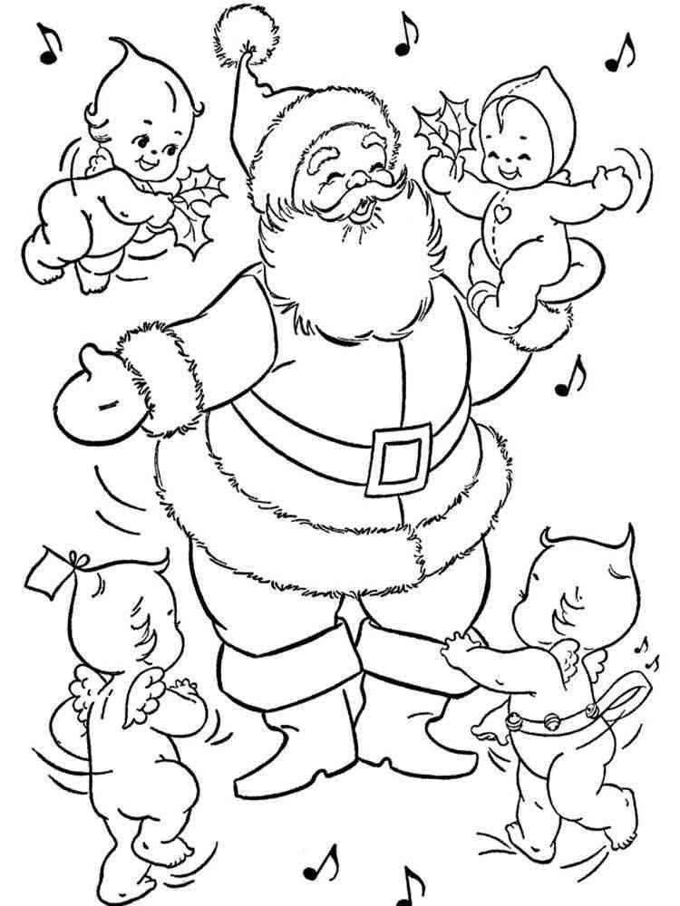 malvorlagen weihnachtsmann - ausmalbilder kostenlos zum