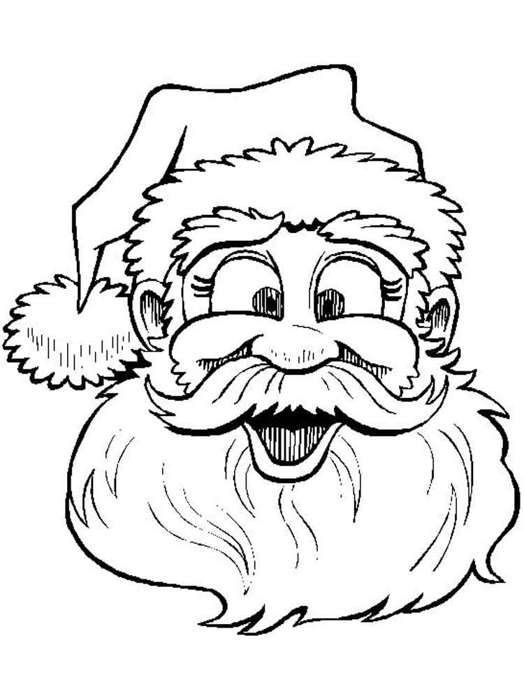 malvorlagen weihnachtsmann  ausmalbilder kostenlos zum