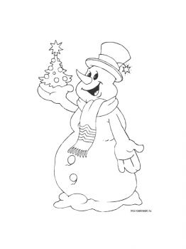 Snowman-coloring-pages-11