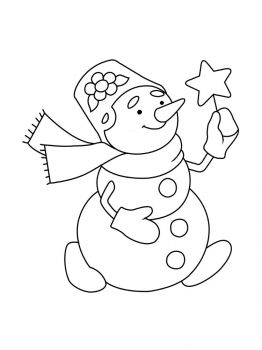 Snowman-coloring-pages-3