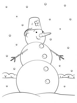 Snowman-coloring-pages-5