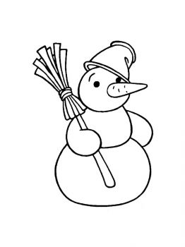 Snowman-coloring-pages-6