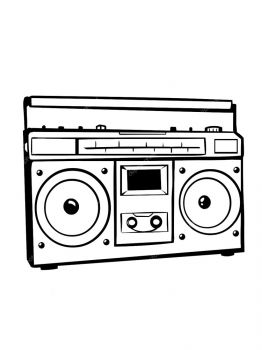 Tape-Recorder-coloring-pages-17