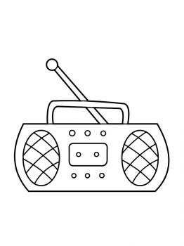 Tape-Recorder-coloring-pages-18