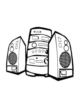 Tape-Recorder-coloring-pages-19