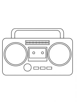 Tape-Recorder-coloring-pages-20