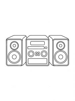 Tape-Recorder-coloring-pages-23