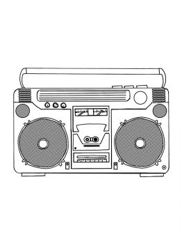 Tape-Recorder-coloring-pages-26