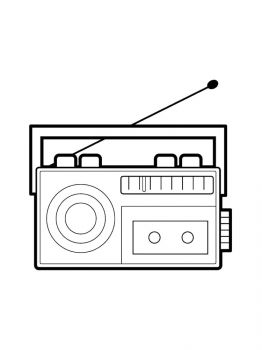Tape-Recorder-coloring-pages-27