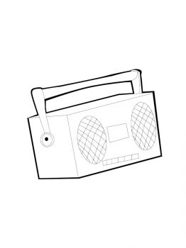 Tape-Recorder-coloring-pages-31