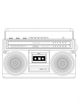 Tape-Recorder-coloring-pages-32