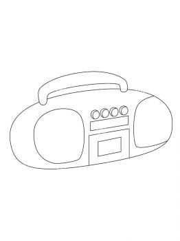 Tape-Recorder-coloring-pages-33