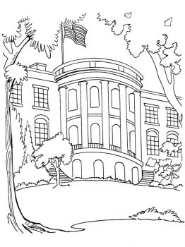 White-House-coloring-pages-17