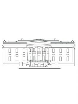 White-House-coloring-pages-19