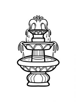 fountain-coloring-pages-1