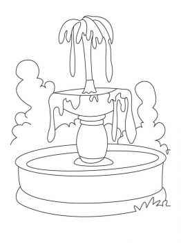 fountain-coloring-pages-12