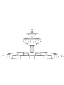 fountain-coloring-pages-2